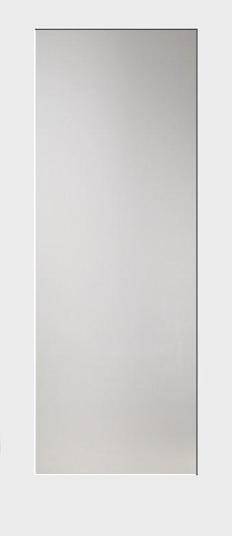 Shaker Doors U2013 #8401 MDF PRIMED DIFFUSED WHITE LAMINATE